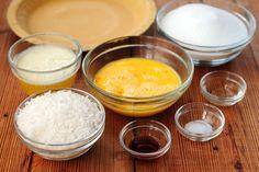 French Coconut Pie | Tasty Kitchen Blog Coconut Recipes, Fudge Recipes, Baking Recipes, French Coconut Pie, Coconut Custard Pie, Pie Dessert, Dessert Recipes, Easy Sweets, Tasty Kitchen