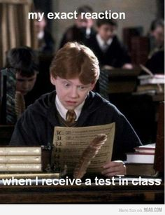 finals week. wish I had found this before putting up my Harry Potter and OWL-themed final exam study tips bulletin board