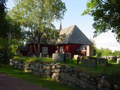 Houtskarin kirkko. Kuva: MV/RHO Minna Pesu 2007