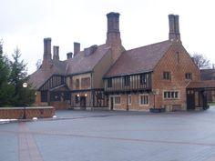 Dodge Mansion in Michigan