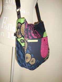 coudre c'est facile n°4 - sac soit en velour, soit en sky vert