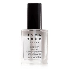8eb060c8e82e Avon True Color Quick Dry Top Coat   See this great product. (This is