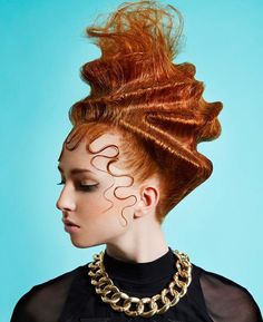 Hair #avantgardehair