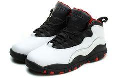 sale retailer 0100a 804b5 Air Jordan 10 Nike Zoom Air High Black White - Buy Air JordansAir Jordans  are by far the most sought after basketball shoe on the market.
