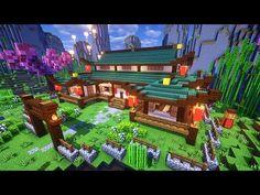 Minecraft Mansion, Minecraft Cottage, Minecraft Castle, Cute Minecraft Houses, Minecraft Plans, Minecraft House Designs, Amazing Minecraft, Minecraft Blueprints, Minecraft Crafts