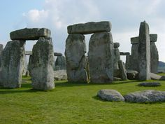 Stonehenge's Singing Stones Researchers say prehistoric Britons may have struck the dolmens at Stonehenge to produce bell-like sounds.  http://archaeology.org/news/2239-140618-stonehenge-stones-acoustics