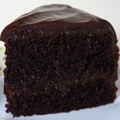 Quite possibly the best chocolate cake… ever!