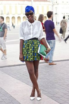 New African Chronicle (by Wilma Rossana Nicole) http://lookbook.nu/look/3323521-New-African-Chronicle