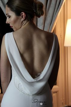 Grace And Co, Dressing, Backless, Fashion, Gowns, Boyfriends, Moda, Fashion Styles, Fashion Illustrations