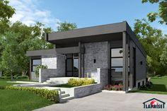 Designer, Zen / Contemporain   LAP0508   Maison Laprise - Maisons pré-usinées