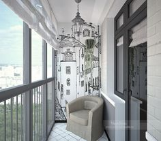 20seriously creative design ideas for making asmall balcony comfortable and stylish