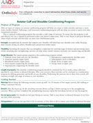Shoulder Pain and Common Shoulder Problems-OrthoInfo - AAOS