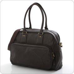 """Eine Tasche aus der Top-Kollektion von Puma. """"Edition"""", das Höchste der Gefühle. Eine stilvolle Heritage Vintage Tasche."""