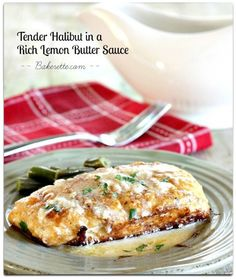 For a wonderful meal, try this recipe for pan-fried fish in a rich lemon-butter sauce. It's so simple, versatile and LOADED with flavor. This recipe is versatile enough to use with a variety of fish you desire–like halibut, flounder, cod, trout, salmon or your favorite. We used halibut for...