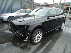 2009 AUDI Q5 For Sale   THIS IS A SALVAGE REPAIRABLE VEHICLE WITH FRONT END DAMAGE . RUNS , DRIVES , IS AWD , HAS PANORAMIC ROOF AND ALL AIRBAGS ARE INTACT. For more information and immediate assistance, please call +1-718-991-8888