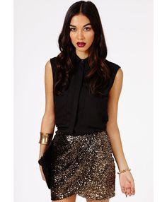 Just got this skirt. J Crew
