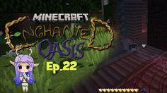 """KITTEN CATASTROPHE"" Minecraft Enchanted Oasis Ep 22 - YouTube"
