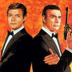 *m. Bond back-to-back. OCTOPUSSY and NEVER SAY NEVER AGAIN.