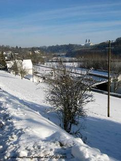Rechtenstein - Winter Impression 03.02.2015 Snow, Landscape, Winter, Places, Outdoor, Winter Time, Outdoors, Lugares, Landscape Paintings