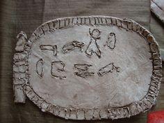 clay cartouche