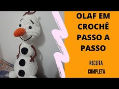 Baby Shoes, Snoopy, Youtube, Disney, Selena, Frozen, Videos, Olaf Snowman, Crochet Olaf