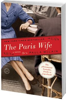 A peek into 1920s Paris. Made me like her, and kind of hate him.