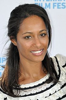 Rula Jebreal is an Italian-Palestinian journalist, novelist, and screenwriter with both Israeli and Italian citizenship.    http://en.wikipedia.org/wiki/Rula_Jebreal  http://www.democracynow.org/2014/7/23/msnbcs_sole_palestinian_voice_rula_jebreal?autostart=true&get_clicky_key=suggested_most_popular_story