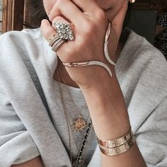 Rings / Handcuff / Bracelet / Necklace