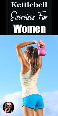 Kettlebell Workouts for Women. It is fast becoming one of the most popular, full body workouts that can help strip belly fat, build muscle and get a solid, defined core. Crossfit Kettlebell, Kettlebell Workout Routines, Kettlebell Workouts For Women, Kettlebell Challenge, Leg Day Workouts, Kettlebell Training, Kettlebell Swings, Body Workouts, Kettlebell Deadlift