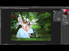 NIKKI HARRISON ROCKS    How to add Creative Blur to you Images - YouTube