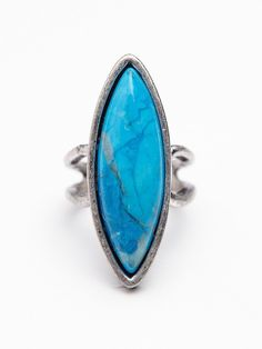 Stone Ring by Free People on HeartThis