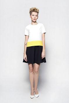 BE FRANK 02 // E+ w Szyjemy Sukienki na DaWanda.com