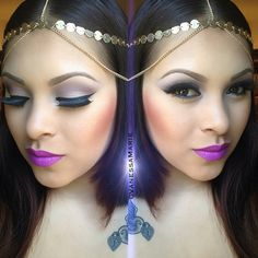 Makeup Ideas   Pretty Makeup Where there is no struggle, there is no strength✌