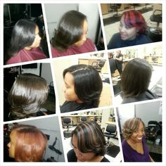 #HairbyRonned #haircuts #highlights #color #press&curls #relaxer #Hairextensions #flatiron #naturalstyles