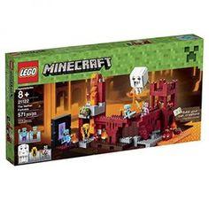 Gmarket - [LEGO] LEGO Minecraft 21122 the Nether Fortress Buildi...