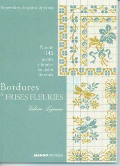 Gallery.ru / Фото #1 - Bordures et Frises Fleuries - Mongia