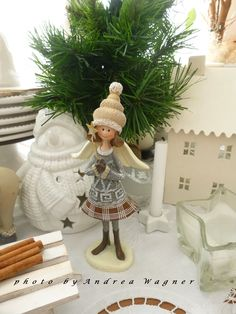 My cute winter fairy