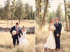 Elegant Montana Ranch Wedding: Lindsay + Steve