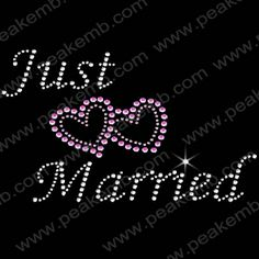 Peakemb is a professional wholesale rhinestone transfers,heat transfer vinyl designs,embroidery patches supplier.Custom iron on transfers w/ free design . Rhinestone Art, Rhinestone Heels, Rhinestone Transfers, Embroidery Patches, Embroidery Dress, Wedding Scene, Iron On Transfer, Vinyl Designs, Just Married