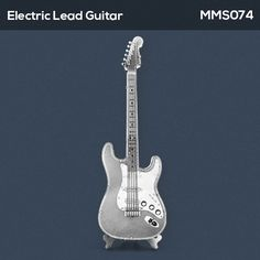Electric Lead Guitar Is the featured guitar which plays melody lines, instrumental fill passages, guitar solos, and occasionally, some riffs within a song structure.