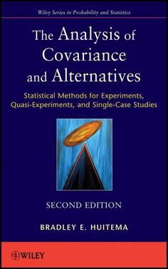 The Analysis of Covariance and Alternatives