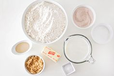 Cinnamon Sugar Soft Pretzels Recipe - One Little Project