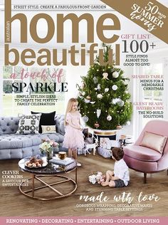 @homebeautiful #magazines #covers #december #2016 #home #inspiration #family #celebrations #renovating #decorating #entertaining #outdoor