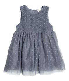 Tulle Dress | H&M Kids