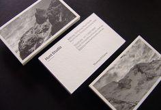 Hunt Studio business cards | Hunt Studio