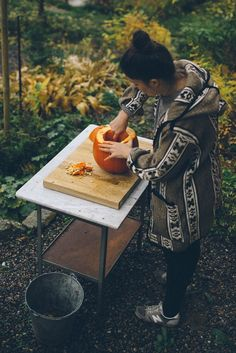 Halloween pumpkin by Babes in Boyland Halloween Pumpkins, Halloween Diy, Happy Halloween, Autumn Trees, Autumn Leaves, Mardi Gras, Samhain, Happy Fall, Hallows Eve
