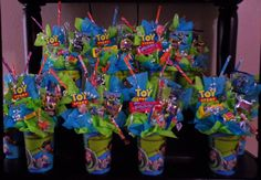 Toy Story Kids Candy Party Favors Made to by LynnsCandyCreations, $4.75