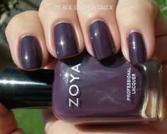 @Zoya Nail Polish Monica <3