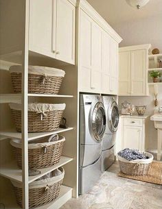 Traditional Laundry Room - Found on Zillow Digs.