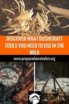 I want to point out that there is a difference between prepping and bushcraft. Preppers stock up and prepare to survive in a specific location, whether that is bugging in at home or bugging out at an alternative location. Those who choose bushcraft, are the ones who plan on surviving with little or no human interaction. I think that both are equally important. Off Grid Survival, Survival Tools, Bug Out Gear, Bushcraft Kit, Safety Topics, Doomsday Preppers, Emergency Preparedness Kit, Wilderness Survival, Shtf